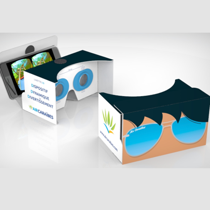 Picture of AIR CARAÏBES - Smart goggles 3D