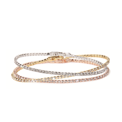 Image de ZAZA & LILI - Set with 3 bracelets