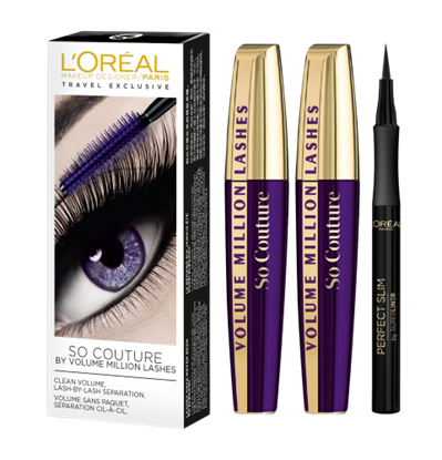Image de L'OREAL PARIS - Mascara duo So Couture