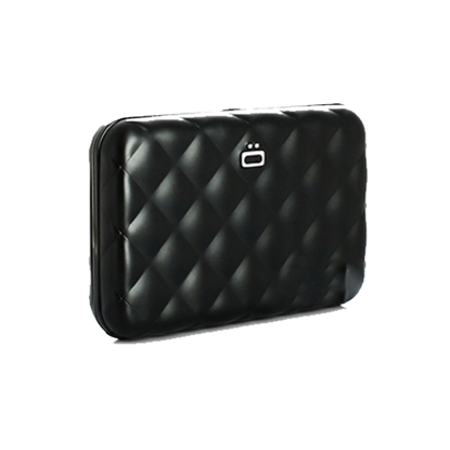 Picture of OGON - Aluminium wallet Quilted Button