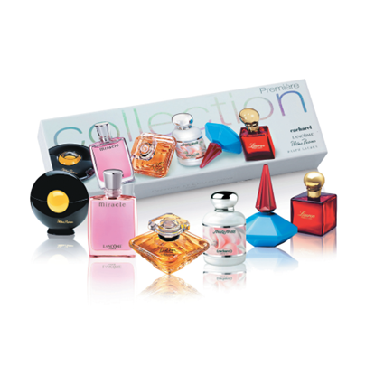 Image de PREMIERE COLLECTION - Coffret miniatures femme