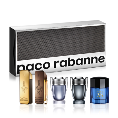 Picture of PACO RABANNE - Coffret Miniatures Hommes