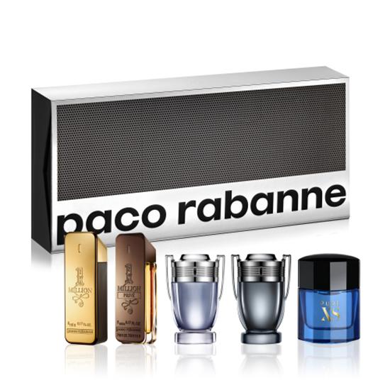 19b7e54be90 E-BOUTIK AIR CARAIBES. PACO RABANNE - Coffret Miniatures Hommes