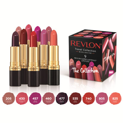 Picture of REVLON - Super Lustrous Lipcube