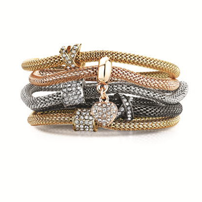 Image de BUCKLEY - Set de 5 bracelets