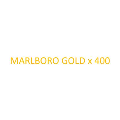 Image de MARLBORO - Gold x 400
