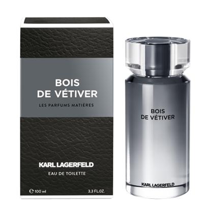Image de EXCLU INTERNET ! KARL LAGERFELD - Bois de Vétiver EDT 100 ml
