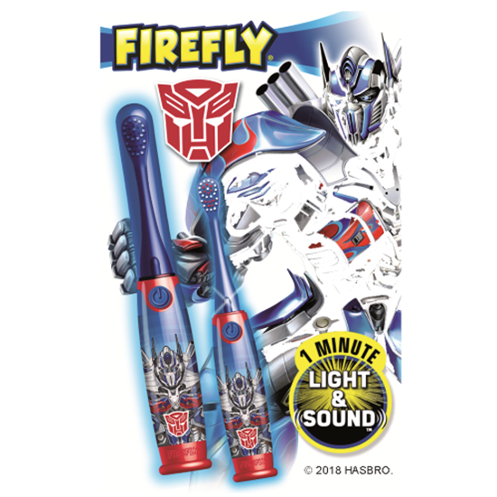 Picture of FIREFLY - Brosse à dents Transformers