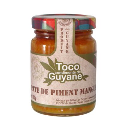 Image de TOCO - Pate de piment mangue 100g