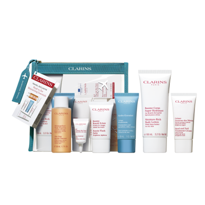 Image de CLARINS - Trousse Head To Toe