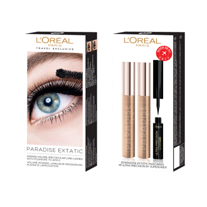Picture of L'OREAL PARIS - Paradise Extatic and Superliner Mascara Duo