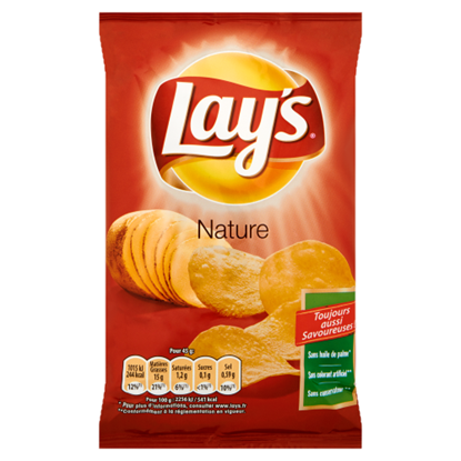 Picture of Chips Lays Nature