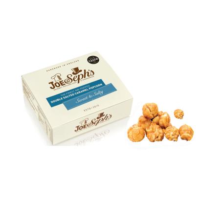 Image de JOE & SEPH'S - Popcorn au caramel salé 25g